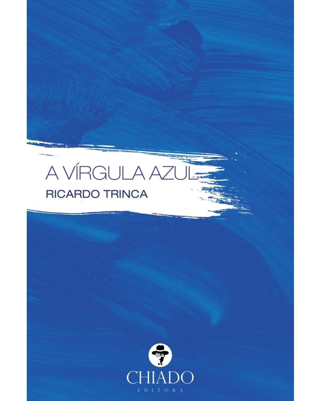 A vírgula azul - 1ª Edição   2017