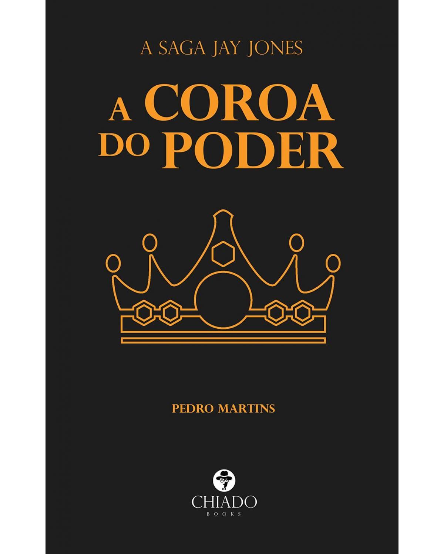 A coroa do poder - 1ª Edição   2021