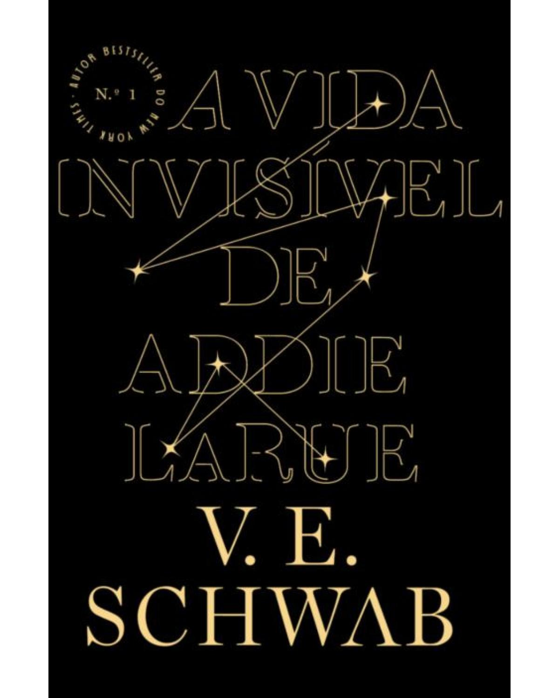 A vida invisível de Addie Larue - 1ª Edição | 2021