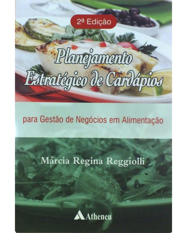 Planejamento estratégico de cardápios para gestão de negócios em alimentação