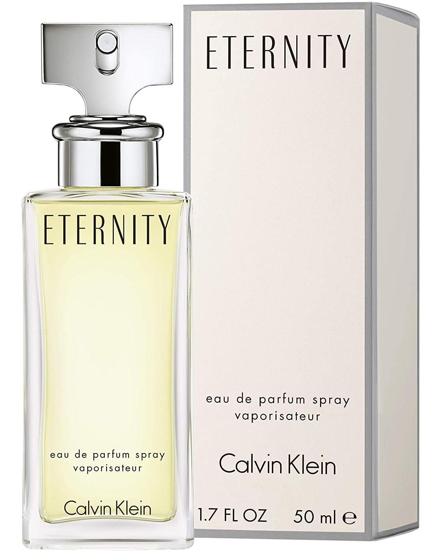 Eternity Calvin Klein - Perfume Feminino - Eau de Parfum - 50ml