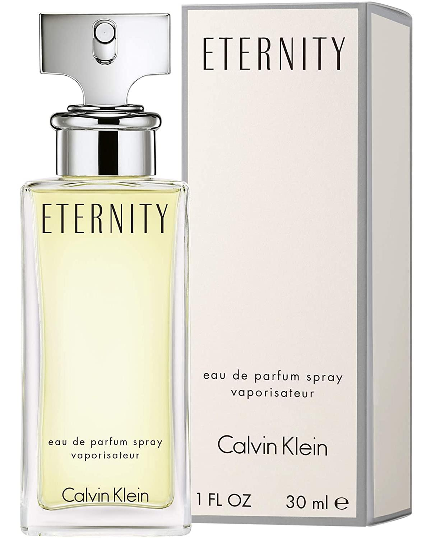 Eternity Calvin Klein - Perfume Feminino - Eau de Parfum - 30ml