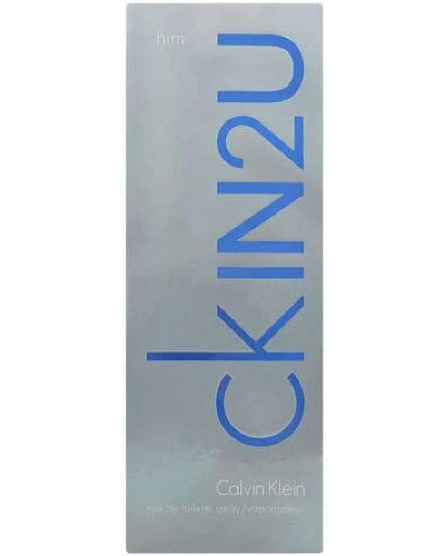 Calvin Klein Ck In2U For Him - Edt 50ml