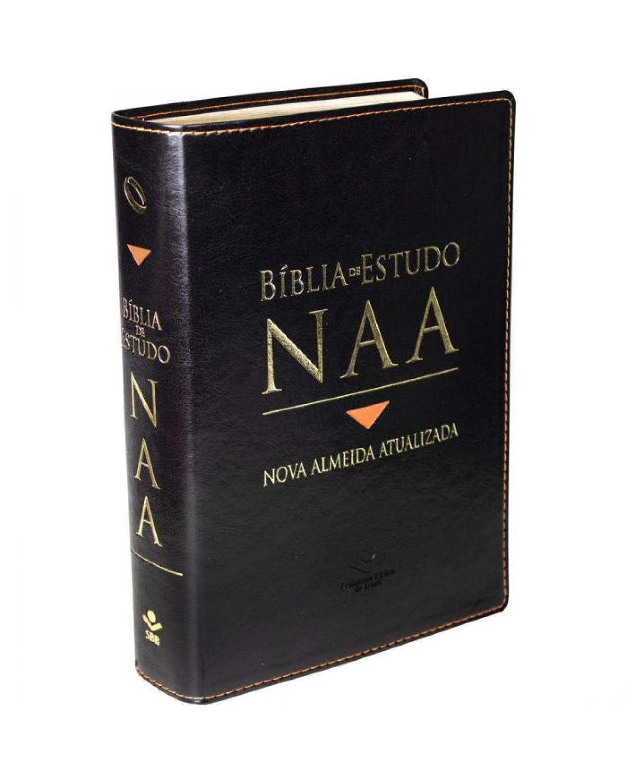 Bíblia de Estudo NAA - Nova Almeida Atualizada