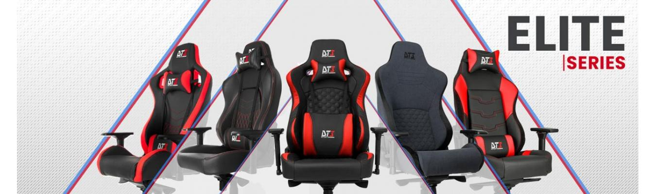 Cadeiras Gamer Elite